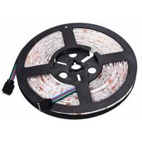 Quality High Intensity Flexible LED Strip Lights SMD 5050 RGB 60 LEDS IP68 Waterproof wholesale