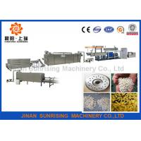 Quality Golden Nutrition Rice Artificial Rice Production Line Machinery Low Power Consumption wholesale