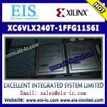 Quality XC6VLX240T-1FFG1156I - XILINX - IC FPGA 600 I/O 1156FCBGA - Email: sales009@eis-ic.com wholesale
