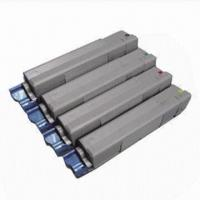 Quality Remanufactured Color Toner Cartridge 43324408/07/06/05, for OKI C5600 and 5700 wholesale