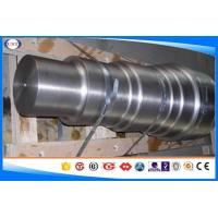 Quality Forged Stainless Steel Shaft OD 80-1200 Mm 40Cr13 / X40Cr13 / 1.2083 Material wholesale