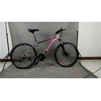 Quality New style hot sale 26 size hi-ten steel 21 speed mountain bike/bicycle/bicicle MTB wholesale