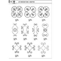 Quality Flower Panel, Ornamental Panel, Scroll wholesale