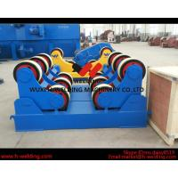 Quality 10 Ton Self Aligning Rotator for Tank Welding , Self-alignment Pipe Rotators wholesale