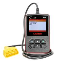 Quality Launch CReader 419 DIY Scanner OBDII / EOBD Auto Diagnostic Scan Tool Code Reader wholesale