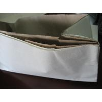Quality Antistatic damp-proof perforated kraft cement paper bags with excellent cut quality wholesale