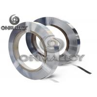 China High Temperature Nickel Chromium Resistance Wire / Ribbon For Heating Industry on sale