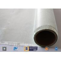 Buy cheap 550℃ Alkali Free Fiberglass Woven Roving Fabric Insulation Materials from wholesalers