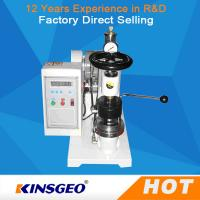 Quality Electronic Paper Testing Instruments , Bursting Strength Machine Multi Function wholesale