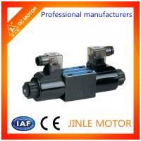 China OEM Casting Oil Media Hydraulic Directional Control Valve With Hard Chrome Plated Spool on sale