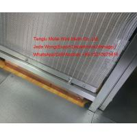 Quality Stainless Steel AISI-304, 240cm Width and 480cm Length, 5mm Thickness  for Partition/sunscreen Protection wholesale