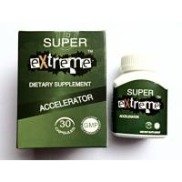Quality Super Extreme 100% Herbal Weight Loss Pills Fast Slimming Capsule wholesale