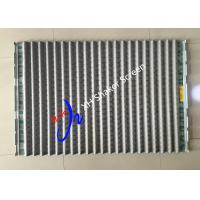Quality Stainless Steel Mesh Screen Shaker Screen With Hookstrip For Solid Control wholesale