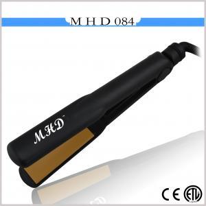 Multi-temperature hair straightener