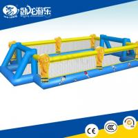 China inflatable soccer field, inflatable sports equipment on sale