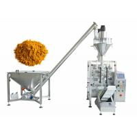 Buy cheap Stainless Steel Full Automatic 2.5KG 5KG Flour Packaging Machine With Auger Filler from wholesalers