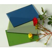 Quality Colored low e laminated glass for Doors and Windows , low emittance glass wholesale