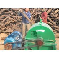 Quality Wood Crushing Machine High Efficiency Crushing Machine Make Wood Sawdust wholesale