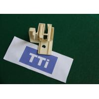 Quality ABS + PC Indestrial Precision Injection Molded Parts For Architechtural Parts wholesale
