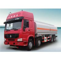Quality 6x4 HOWO Chassis  336HP Euro 2 Euro 3 Emission Cabon Steel  20000L Diesel  Fuel Tanker Truck wholesale