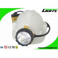 Buy cheap Underground Coal Mining Lights 25000lux 10.4Ah Rechargeable Samsung Battery from wholesalers