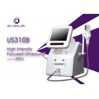 Cheap Professional Skin Tightening Machine / Wrinkle Removal Beauty Salon Machines for sale