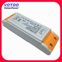Quality IP23 24W Constant Voltage LED Driver Over Current Over Voltage Protection wholesale