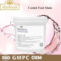 Quality 4L Herbicos Menthe Essence Facial Beauty Mask Foot Care Cooled Mask wholesale