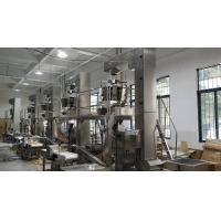 Quality Multi Function Multihead Weigher Packing Machine For Screw Nut Bolts Bagging wholesale
