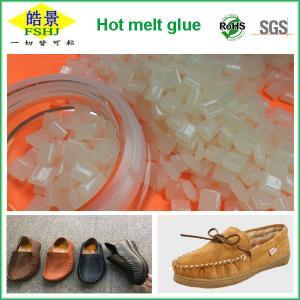 Quality Light Yellow Granule Hot Melt Glue Pellets Glue For Rubber Shoes wholesale