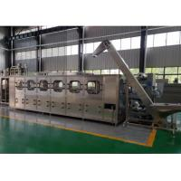 Quality 1 Gallon To 5 Gallon Water Filling Machines , Small Scale Water Bottling Equipment wholesale