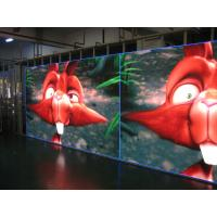 Quality P3.9 HD Stage Background LED Video Curtain Display Ultra-Lightweight wholesale