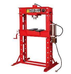 Quality 40t Air Shop Press with Gauge (BM09-10402A) wholesale