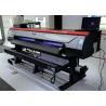 Buy cheap 1.8m 1440dpi Digital Large Fomat Pring Machine Digital Vinyl Flex Banner Solvent Printer from wholesalers