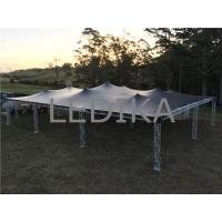 China 1x1 Feet Display Aluminum Stage Truss For Indoor Outdoor Events on sale