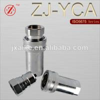 Quality ISO5675 ball valves hydraulic quick coupler wholesale