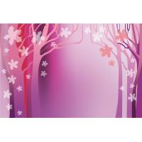 Quality Safety Bamboo Fiber Faux Lightweight Stone Wall Panels Pink Autumn Wear Resistant wholesale