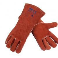 Quality AP-0808 Coffee Welding Gloves wholesale