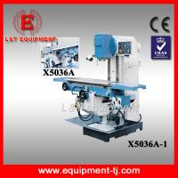 China X5036A Vertical Knee-type Millling Machine on sale