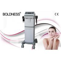 Quality Fat Burning Ultrasonic Cavitation Slimming Machine , Tripolar Radio Frequency Machine wholesale