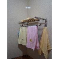 Quality Wall Mounted Towel Rack With Shelf (HK-SS-TR01) wholesale