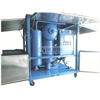 Quality Fully Enclosed Type Vacuum Heating Treatment Dielectric Oil Purifier Machine 9000LPH wholesale