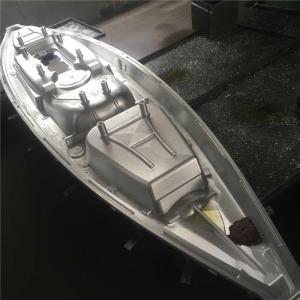 Quality 4.6 Meters PE Plastic Kayak Mold CNC Aluminum Machining Process wholesale