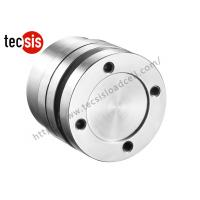 Stainless Steel Press Strain Gauge Load Cell Sensor With High Capacity 500kg