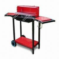 Quality Easy to Assemble Charcoal Barbecue Grill with Heat-resistant Paint, Made of Iron wholesale