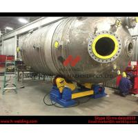Cheap Alignment Adjust Fit Up Pipe Welding Rotator , Welding Turning Roll for Tank or for sale