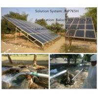 Quality Jntech 1.5kw Wide Mppt Range Solar Pumping Irrigation System With LCD Display wholesale