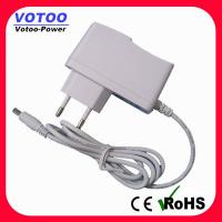 Quality Security Cameras Switching Power Adapter 12v White Shell With Dc Plug wholesale
