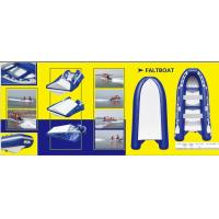 Foldable rib boat laterally folded easy storage 330 cm for fun product