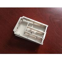 Quality 6063 Aluminum Sandblasting oxidation 4 Axis CNC Machining Parts Aluminum Enclosure wholesale